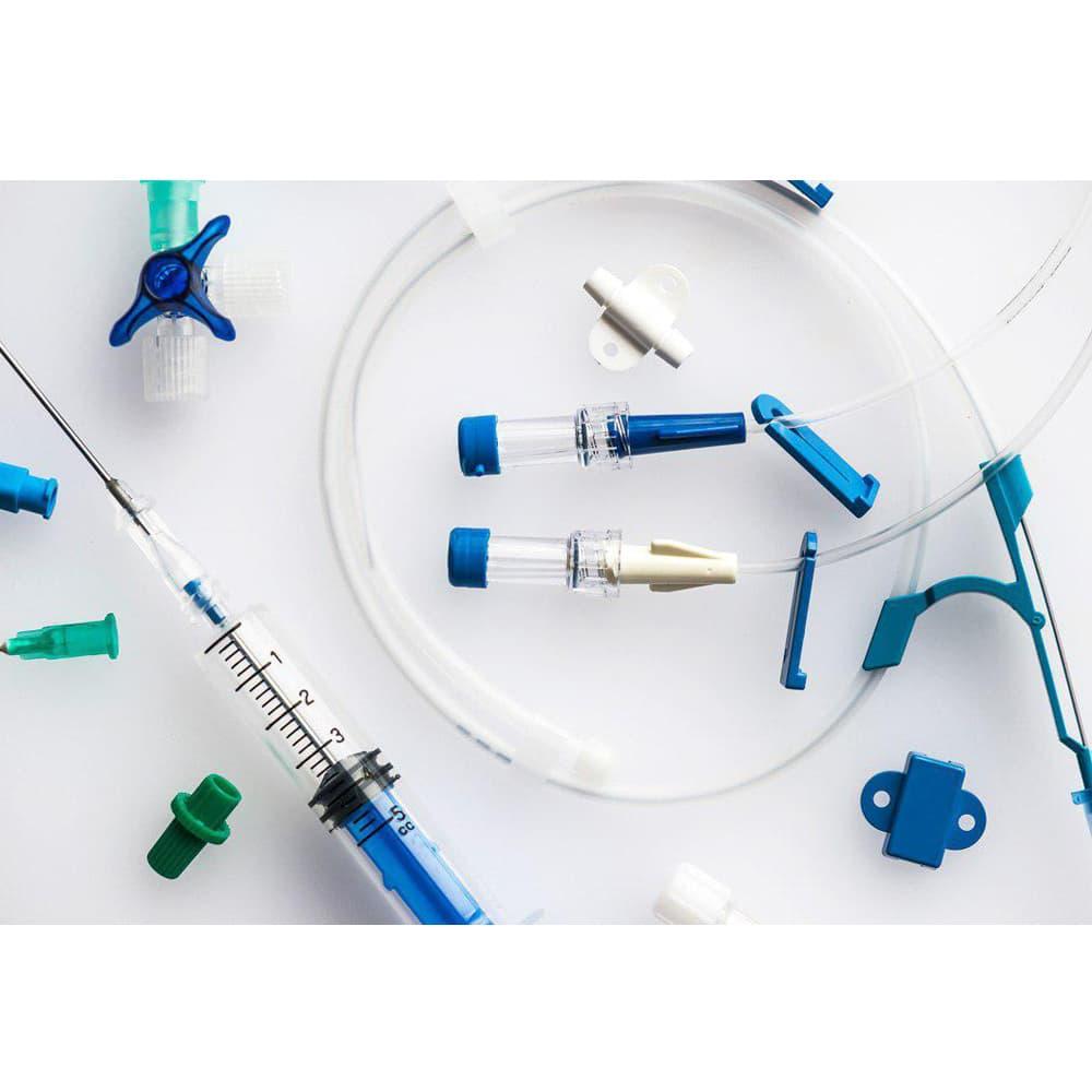 ساخت قالب ست سرم-ساخت قالب پلاستیک صنایع پزشکی